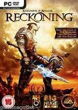 Kingdoms Of Amalur Reckoning for PC Brand New Factory Sealed