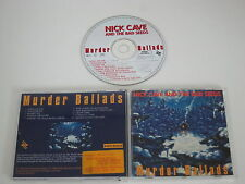 NICK CAVE & THE BAD SEEDS/MURDER BALLADS(MUTE INT 846.927) CD ALBUM