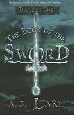 Acc, The Book of the Sword: The Darkest Age II, A.J. Lake, 1599902745, Book