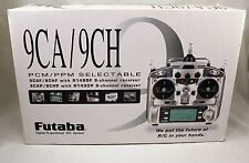 Futaba 9CA/9CH RC Airplane Radio Transmitter Receiver Kit 9CAP FUTJ8751 9CP-PCM