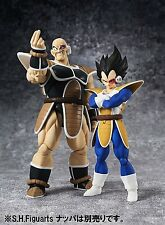 Bandai S.H.Figuarts - Dragon Ball Z: Vegeta and Nappa Japan version