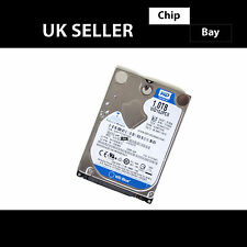 "Genuine WD Blue 1TB Internal Hard Drive HDD 2.5"" 5400 RPM SATA-III WD10JPCX"