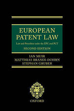 European Patent Law: Law and Procedure under the EPC and PCT-ExLibrary