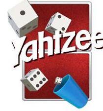 Yahtzee dadi gioco per qualsiasi versione di Windows (WIN 10, WIN 8, win 7, Vista e XP)