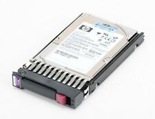 "HP 72 gb 10k sas hot swap disco duro 2.5"" 376597-001"