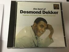 Desmond Dekker - The Best Of Desmond Dekker Audio CD 5014797291157