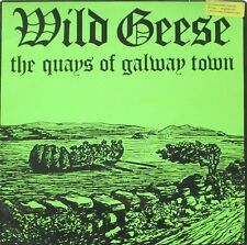 Wild Geese - The Quays Of Galway Town (Joke-Records Vinyl-LP Germany 1978)