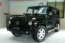 LGB 1:24 Scale Mercedes G-Class G Wagon 24012 Detailed Welly Diecast Model Car