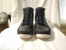 Nike Air Jordan Retro 9 Photo Blues 302370 – 007 Black Blue White Sz 11.5 Sweet