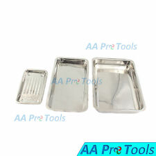 AA Pro: Dental Instruments Scaler Tray Lab Dentist Tools Set