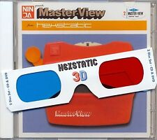 HEXSTATIC 'MASTERVIEW' CD+DVD NEW UNPLAYED DISTRIBUTOR STOCK