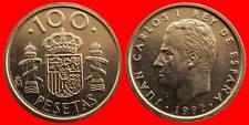 100 PESETAS J.CARLOS I 1992 ESPAÑA SC DE CARTUCHO
