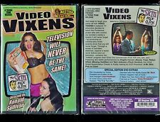 Video Vixens - Brand New Sexy Troma Dvd