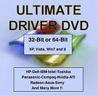Windows Drivers 2015 Auto Install DVD - Re-install Any Driver - For XP/Vista/7/8