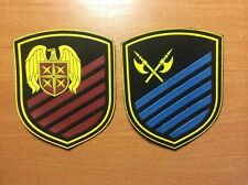 PATCH POLICE GEORGIA - SPECIAL SWAT UNIT - ORIGINAL! Lot 2 patches.