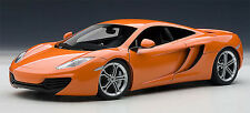 Autoart 1:18 McLaren MP4/12C, orange