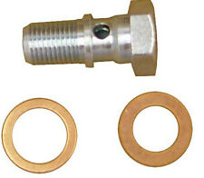 Willys Jeep MB/GPW/CJ2A Brake M/C Union Bolt & Washer Kit - 637605K