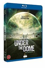Under The Dome Season 2 (Region Free Nordic Import) Blu Ray