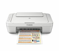 Refurbished Canon MG2520 Color Photo Printer - Includes Ink