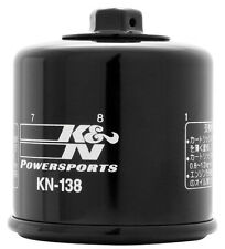 K&N OIL FILTER KN-138 FOR SUZUKI GSXR1000 2001 - 2011 (Jays)