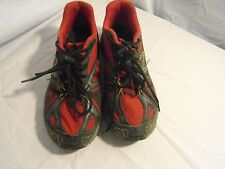 NEW BALANCE ALL TERRAIN 610 MEN'S SHOES RED GRAY YELLOW SIZE 7 3208