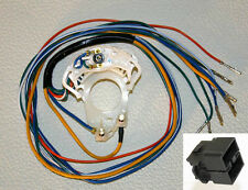 NEW 1965-1966 Ford Mustang Turn Signal Switch Cam With Wire Harness Bronco Comet