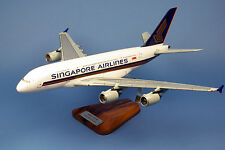Airbus A380-800 Singapore Airline, 1:140, Modellflugzeug, Modellbau, Standmodell