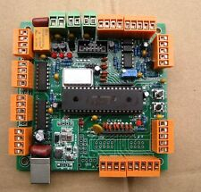 4 Axis USB CNC Controller Interface Board CNCUSB MK1 USBCNC 2.1 Substitute MACH3