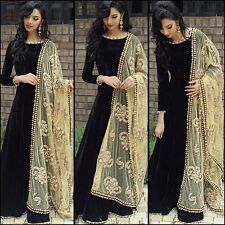 Indian Bollywood Ethnic Designer Anarkali Salwar Kameez Suit & Traditional HBJP