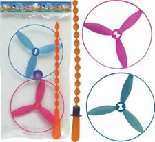 12 Propellers Twirly Helicopter Toys Flying Party Favor Outside
