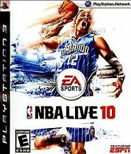 NBA Live 10 for Sony PS3 PlayStation 3