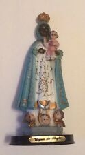 8 Inch Statue Virgen De La Regla Estatua Diosa del Mar Orisha Our Lady of