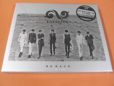 INFINITE - Be Back (2nd Album Repackage) CD w/ Photobook + Card (Sealed) K-POP