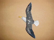 "4"" Flying SEAGULL Wall Decor Tropical Fish Beach Spa Bath Ocean Nautical Birds"