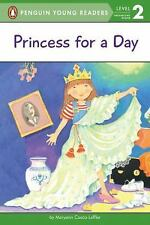 Princess for a Day (Penguin Young Readers, L1), Maryann Cocca-Leffler, Good Book