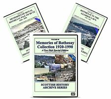 DVD Memories of Rothesay Collection 1920-1990 Special 2 Disk Edition SAVE £5.99