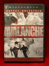 DVD - Nature Unleashed: Avalanche (2004)