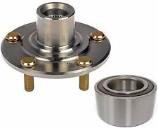 Front Wheel Hub & Bearing Kit fit HONDA ACCORD (4Cyl with Auto trans) 2003-2007