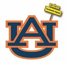 Auburn Tigers AU Football Decal/Sticker Free Shipping Buy 2 and get 3rd free A7