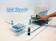 Bernina 810 Sew Steady Large Deluxe Extension Table 18X24