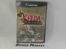 THE LEGEND OF ZELDA WIND WAKER EDIZIONE LIMITATA NINTENDO GAMECUBE PAL NEW NUOVO