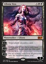 Liliana Vess x4 PL Magic the Gathering 4x Magic 2015 mtg card lot