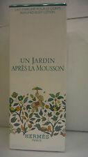 UN JARDIN APPRES LA MOUSSON LAIT PARFUMÉ CORPS 200ML BY HERMES PARIS