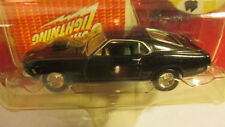 2005 Johnny Lightning POKER series 2 #5 1970 FORD MUSTANG MACH 1 w/ cards & chip