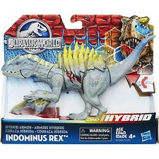 Jurassic Park World Indominus Rex Hybrid Bashers & Biters Action Figure Toy NEW