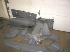1982-92 CAMARO FIREBIRD LIGHT GREY CARGO INTERIOR  TRIM 84 85 86 87 88 89 90