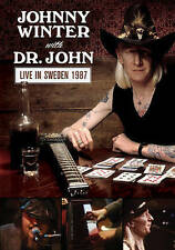 `WINTER,JOHNNY`-LIVE IN SWEDEN 1987:JOHNNY WINTER & D  DVD NEW