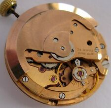 used Helvetia 845 automatic watch movement 34 jewels for parts ...