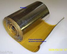 Rolled lead self-adhesive 1000 x 180 1,0 mm foil Radiation Protection Roof