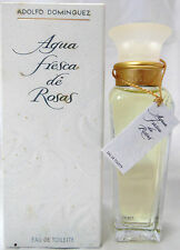 AQUA FRESCA DE ROSAS ADOLFO DOMINGUEZ 2.0 OZ / 60 ML EDT SPRAY  FOR WOMEN